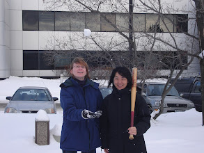 Photo: Kim Moir and Sonia Dimtrov