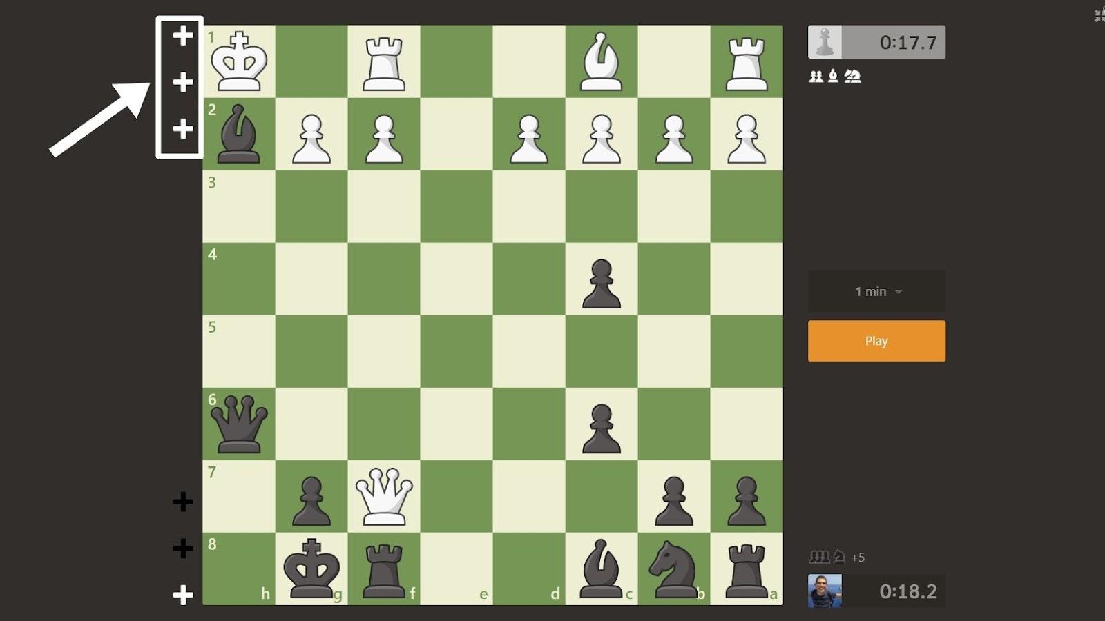 3-Check Chess Variant