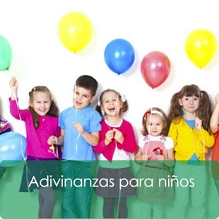 Download Adivinanzas para niños For PC Windows and Mac apk screenshot 1