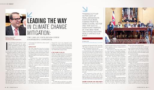 Global Coffee Report Magazine screenshot 3