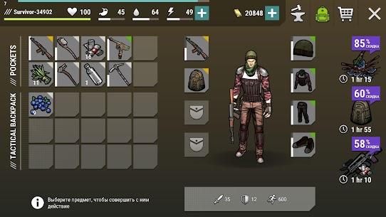 Dark Days Zombie Survival Apk Mod Dinheiro Infinito 4