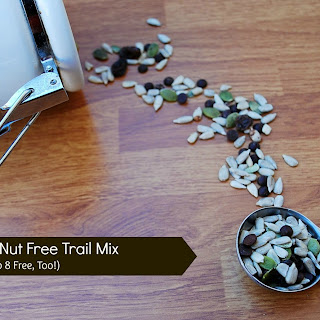 Homemade Nut-Free Trail Mix