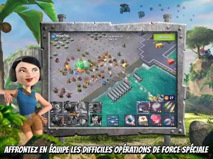 Boom Beach Capture d'écran