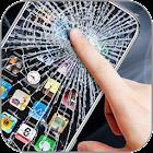 Broken Screen -Cracked Screen icon