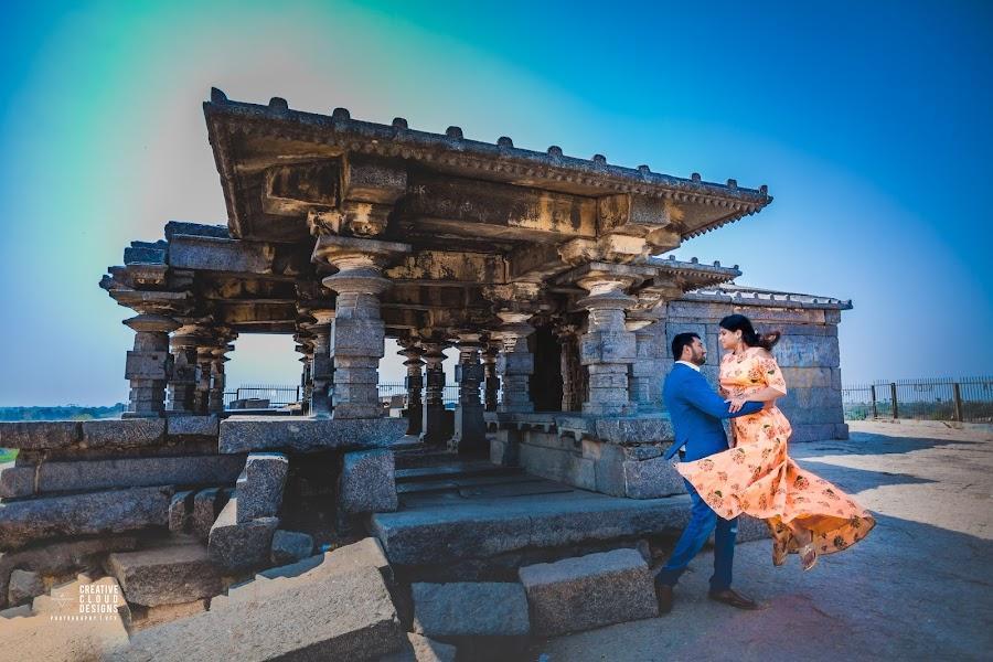 Wedding photographer Ajaykrishna Remala (Creativecloud). Photo of 12.03.2018