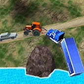 Hill Top Tractor Pulling 3D Mod