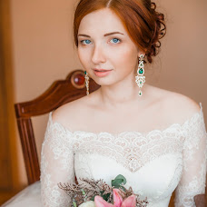 Wedding photographer Evgeniya Godovnikova (godovnikova). Photo of 19.02.2017
