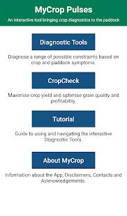 MyCrop Pulses - náhled