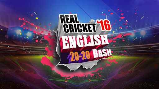 Real Cricketu2122 16: English Bash 1.7 Screenshots 1