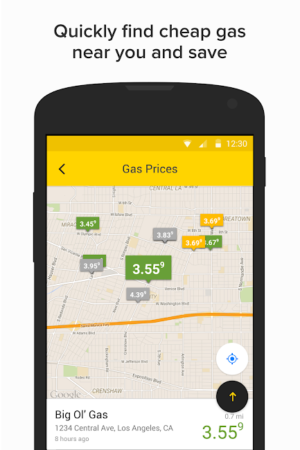 #6. YP - Yellow Pages local search (Android)