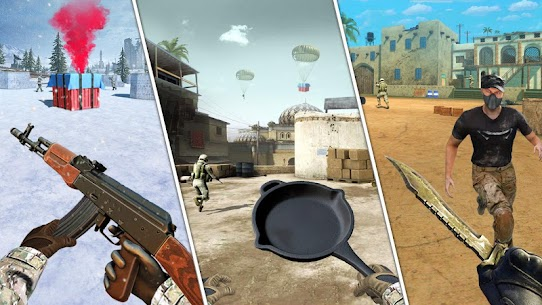 FPS Commando Secret Mission – Free Shooting Games 3