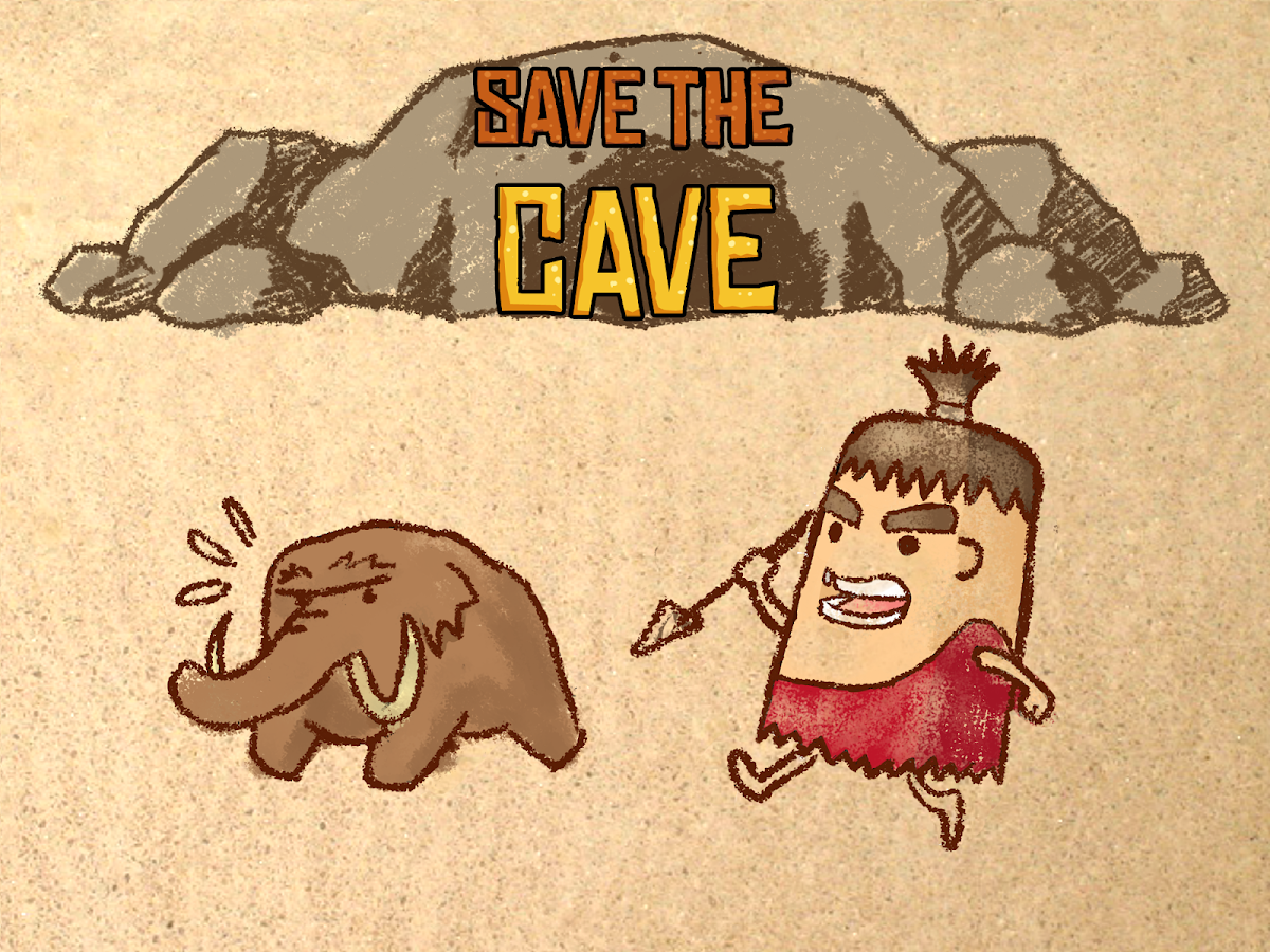 Save the Cave: Tower Defense- screenshot