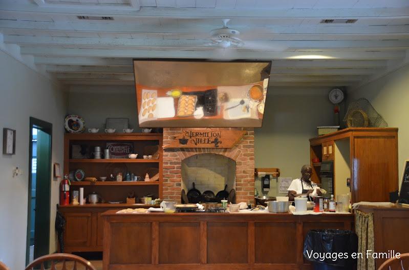cooking class vermilionville