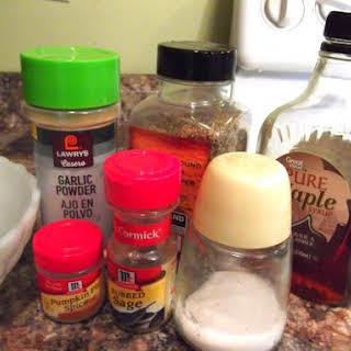 Maple Spice Rub Recipes.