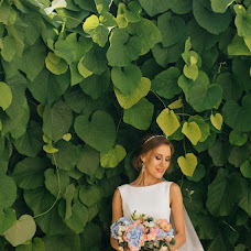 Wedding photographer Anya Agafonova (anya89). Photo of 07.10.2018