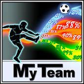 MyTeam - football probabilities