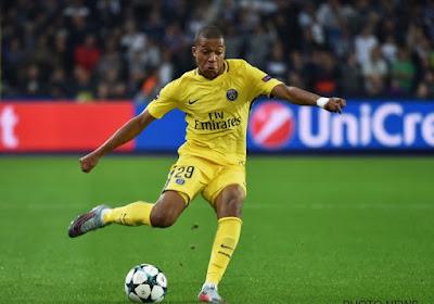 Kylian Mbappé pourrait être mis au repos contre Anderlecht