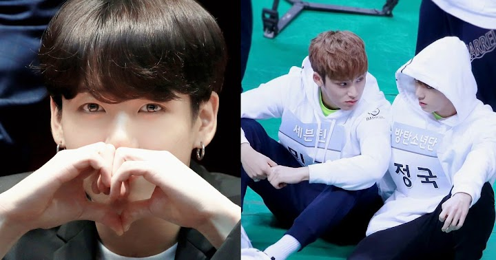 BTS's Jungkook Missed SEVENTEEN's Mingyu As An MC, But