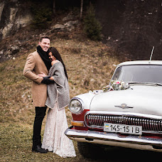 Wedding photographer Karina Ptashnik (karinaptashnik19). Photo of 26.12.2017