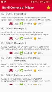 Bandi Comune di Milano 3.0 Mod APK (Unlimited) 2