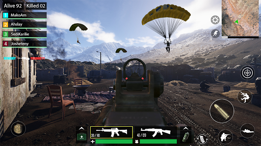 Swat Battleground Force 0.0.1c screenshots 1