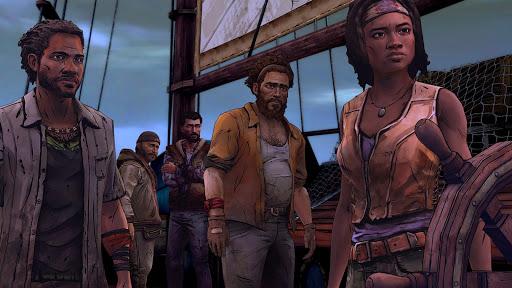 The Walking Dead: Michonne screenshot 7