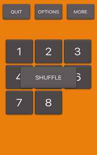 Number Sliding Puzzle- screenshot thumbnail