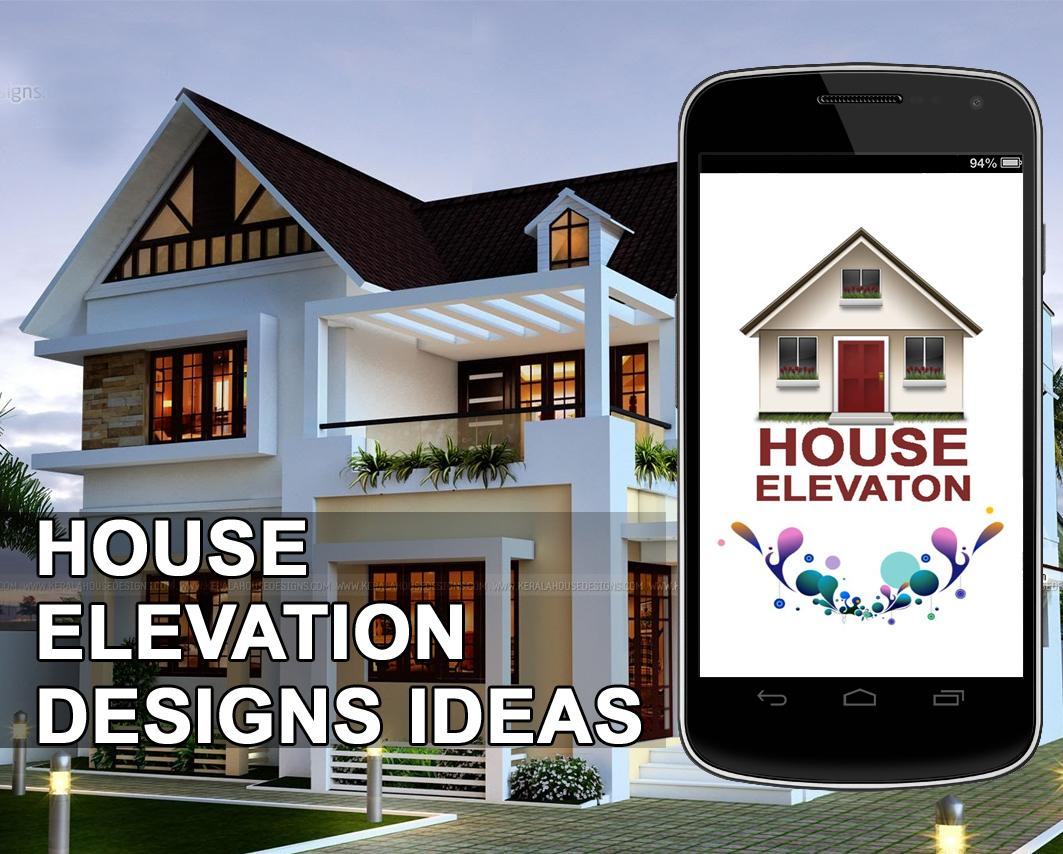 House elevation designs android apps on google play for Home design images