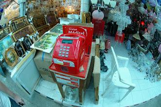 Photo: Point Phone, regardez l'antenne GSM sur le côté ;-)