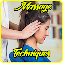 Massage Techniques and Tips icon