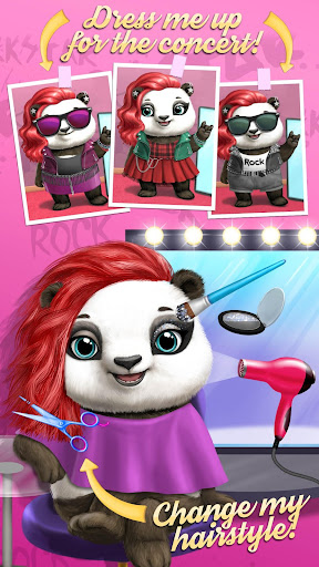 Rock Star Animal Hair Salon 2.0.0 screenshots 3