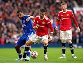 Manchester Utd et Everton se neutralisent au terme d'un match ouvert