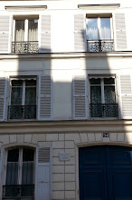 Photo: Vincent Van Gogh lived here
