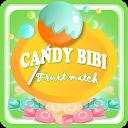 Candy Bibi Fruit - Match APK