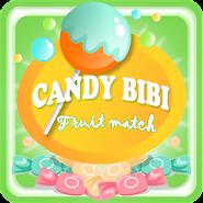 Candy Bibi Fruit - Match APK icon