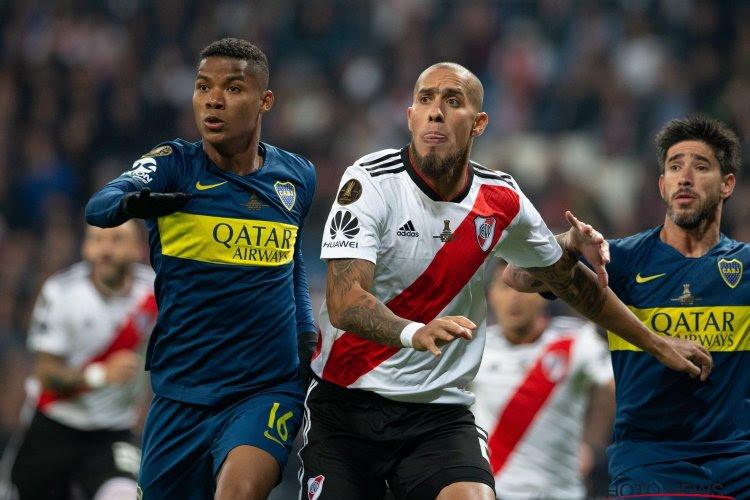River Plate staat opnieuw in de finale van de Copa Libertadores na een bloedstollend duel bij Boca Juniors