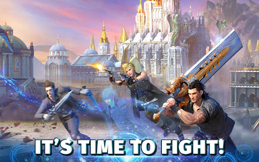 Final Fantasy XV: A New Empire 5.0.12.120 screenshots 14