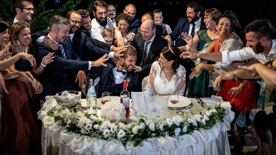 Wedding photographer Leonardo Scarriglia (leonardoscarrig). Photo of 07.06.2019