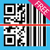 Barcode & QR Scanner(Ad Free!)