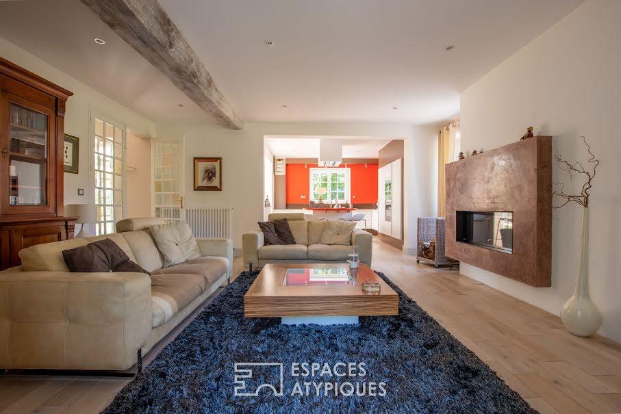 Vente maison 11 pièces 281 m² à Saint-Jean-des-Mauvrets (49320), 895 000 €
