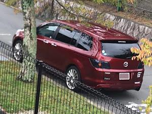 MPV LY3P 19年式スポーティーパッケージのカスタム事例画像 事故に巻き込まれたMPVさんの2018年10月13日19:41の投稿