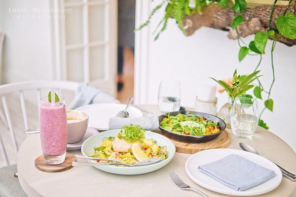 Sugar Pea|火紅IG夢幻雪白玻璃屋/出乎意料的美味早午餐下午茶!