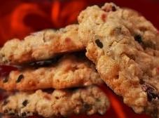 Tropical Oatmeal Cookies Recipe