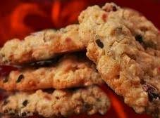 Tropical Oatmeal Cookies Recipe