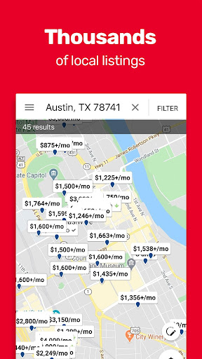 Realtor.com Rentals: Apartment, Home Rental Search 3.9.0 Screenshots 8