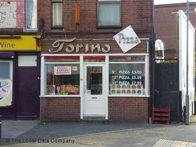 Torino Pizza On Butts Pizza Takeaway In Town Centre