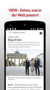 View Magazin- screenshot thumbnail
