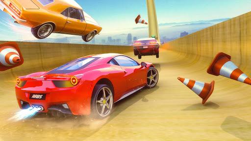 Miami Mega Ramp Impossible GT Racing Stunts 1.0 screenshots 1