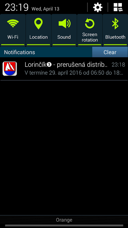 Lorinčík- screenshot