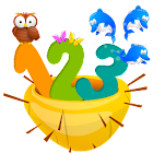 Kids Math and Numbers 123 icon